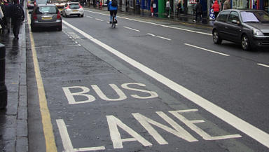 Bus lanes: Councils becoming more adept at enforcing fines.