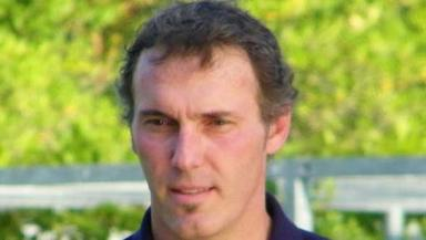 Laurent Blanc head and shoulders.