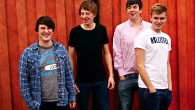 Ooh-eck: Local band Penfold release their debut EP Hindsight and Regrets.