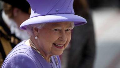 Her Majesty Queen Elizabeth II. Quality image.