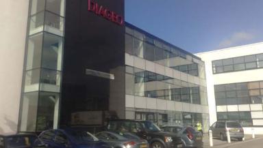 Diageo's headquarters in Edinburgh