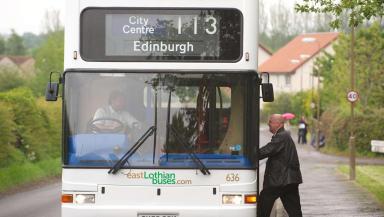 East Lothian Buses 113 service