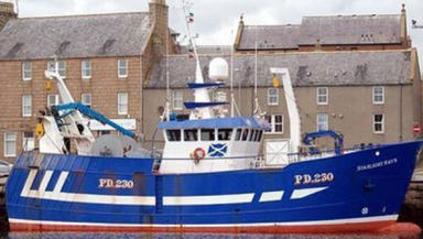 Starlight Rays: Fishing boat where Artis Sterkis, 37, died in August 2011