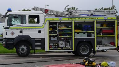 Grampian Fire and Rescue