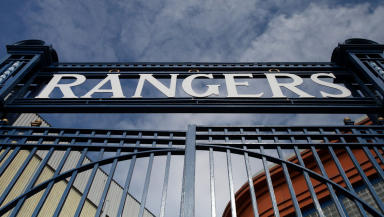 Rangers: Recognised with award.