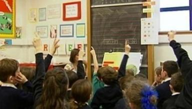 Schools out: Strike action could hit all Moray schools.
