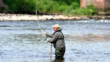 Perth angler.