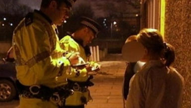 Youths: The device is to deter anti-social behaviour.