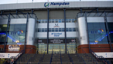 Hampden: Extra carriages on trains ahead of game.