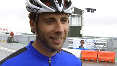 Cycling: New record bid for Beaumont.