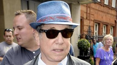 Music: Paul Simon's career has spanned five decades