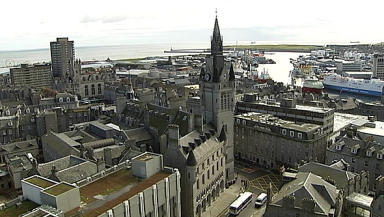 Aberdeen: The city council hopes to save £45m.