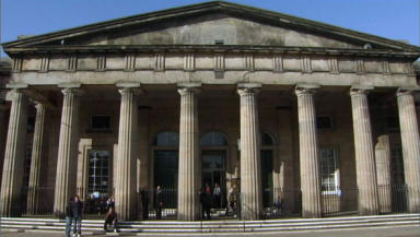 Court: Tas admitted he had been drink driving in his £26,000 Mercedes C220 in Perth city centre on January 11.