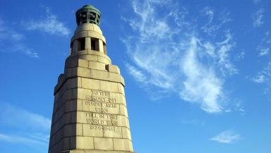 War memorial, Dundee.
