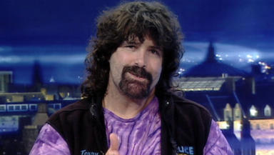 Mick Foley, wrestler