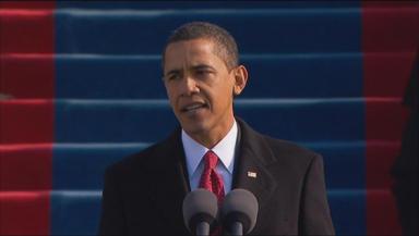 After Bush, Obama becomes comedy target