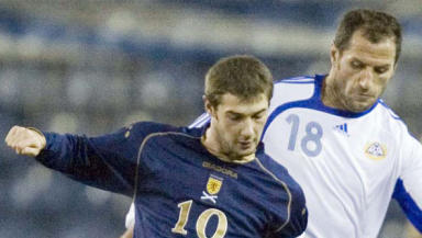 Finland international Shefqi Kuqi