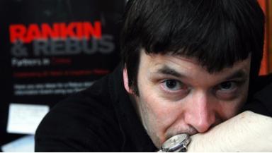 Ian Rankin: The author announced the publication date on Wednesday.