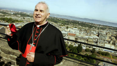 Cardinal Keith O'Brien.