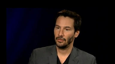 Keanu Reeves talking Bill and Ted
