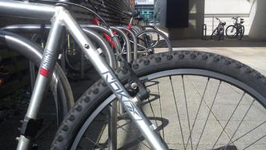 Bikes: School scheme launched.