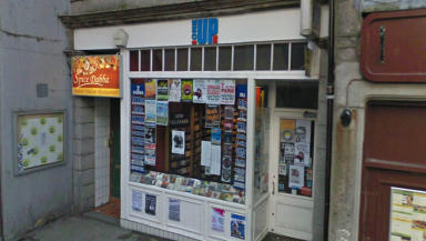 One Up Records, Belmont Street Aberdeen