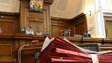 Cupar Sheriff Court