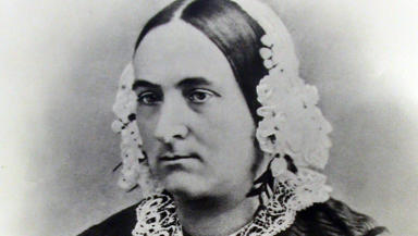 Mary Livingstone: Julie Davidson has written a biography on the wife of the famous explorer.