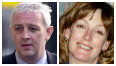 Murderer: Nat Fraser was convicted of killing his wife Arlene.