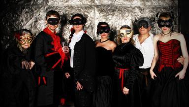 Masquerade Ball: The second event themed around James Bond.
