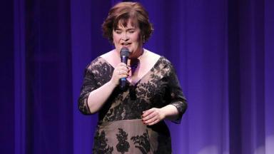 Superstar: Singer Susan Boyle will perform on Britain's Got Talent.