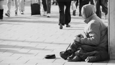 Homeless Edinburgh 2012