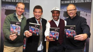 Preview: Fans of Red Dwarf were treated to the first episode.