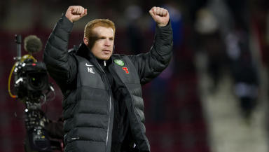 Lennon: Manager of the month for August.