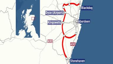 AWPR Aberdeen Western Peripheral Route