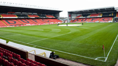 Dundee United say reduced revenue from Championship football at Tannadice is behind losses.