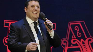 Performance: Peter Kay is bring his show to Glasgow in 2018.