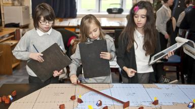 Primary Kids RAF Lossiemouth