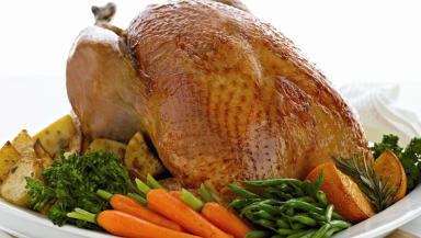 Andrew Gordon Kelly Bronze Free Range Turkey