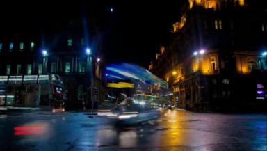 Kinetic Edinburgh: award winning film maker releases stop-motion video of city.
