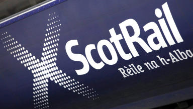ScotRail: Unions to leaflet passengers on Wednesday (file pic).