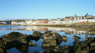 Millport's economy relies on being a popular holiday destination.