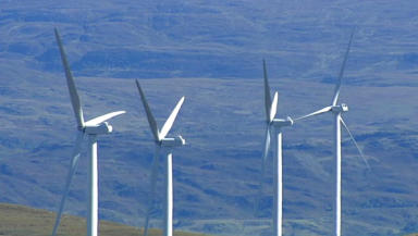 Wind: Produced enough energy for six million homes.