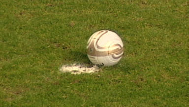 Celtic felt Motherwell hadn't positioned the ball correctly on the penalty spot.