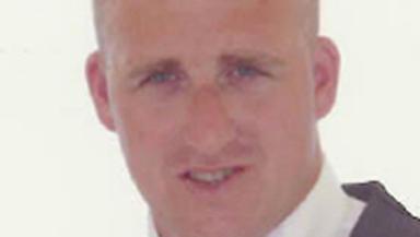 Missing man John Hamilton