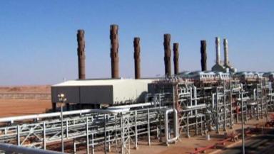 BP gas plant at In Amenas in Algeria.