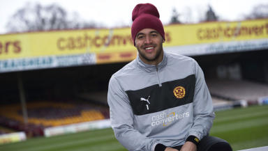 Darren Randolph is in no rush to leave Motherwell.