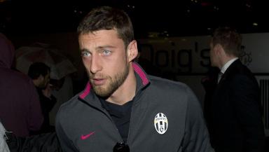 Juventus ace Claudio Marchisio