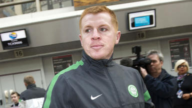 Neil Lennon March 2013