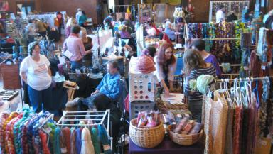 Yarn Festival: The first event will take place at Drill Hall in Leith.